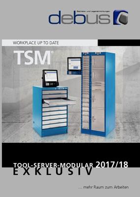 DEBUS Werkzeugverwaltungssytem-Katalog
