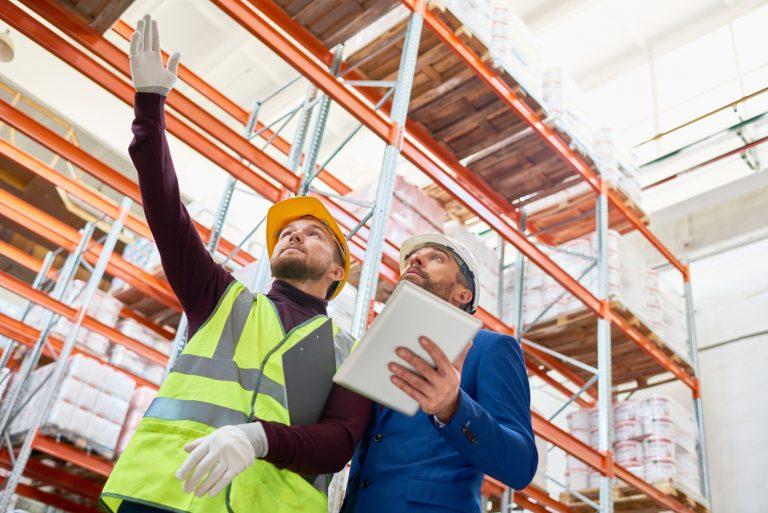 Betriebssicherheitsverordnung und Sicherheit der Regale