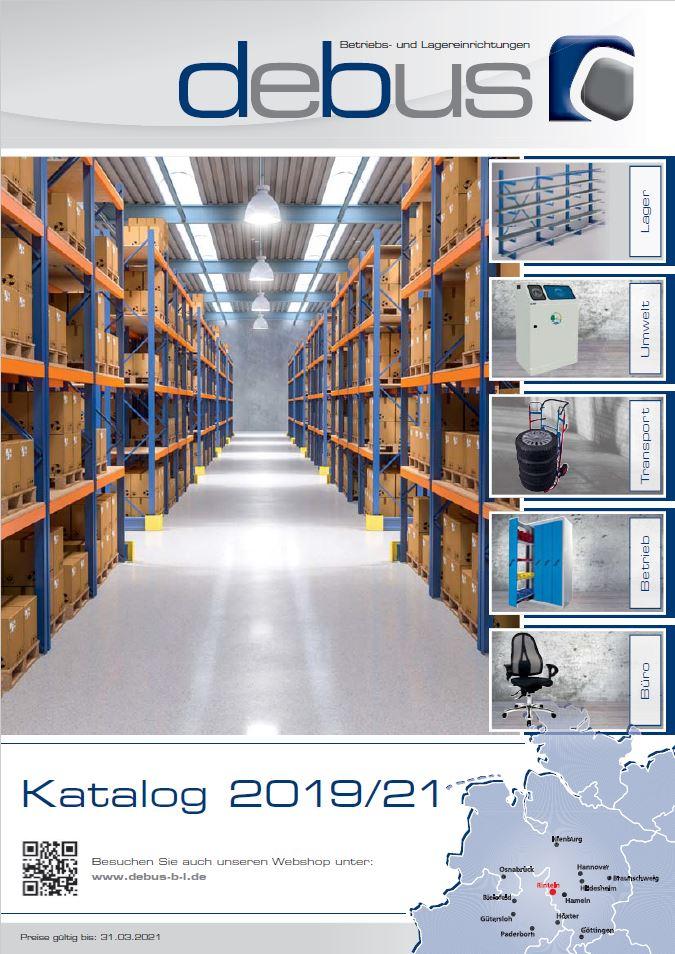 DEBUS Hauptkatalog 2019/21